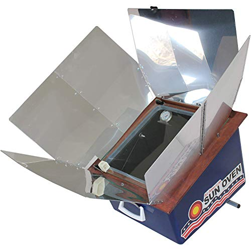 7 Best Rated Solar Powered Oven Cookers - Top Reviews 3