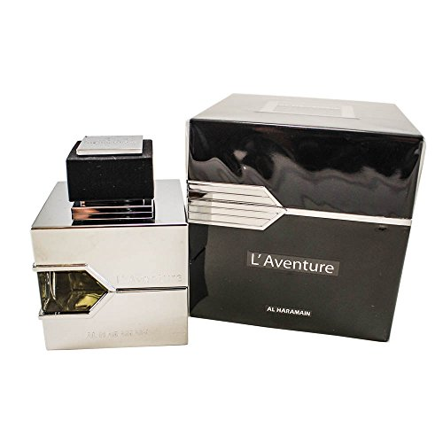 Al Haramain L'aventure 100 ml eau de parfum by al haramain perfumes usa seller by al haramain
