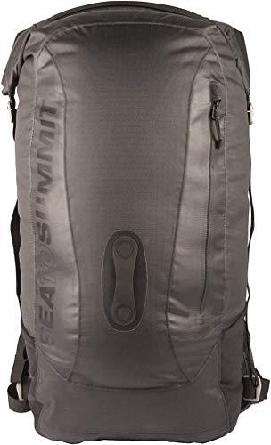 Sea to Summit Unisex Backpack, Schwarz (Black), Einheitsgröße