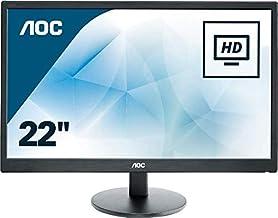 AOC E2270SWHN - Monitor de 21.5