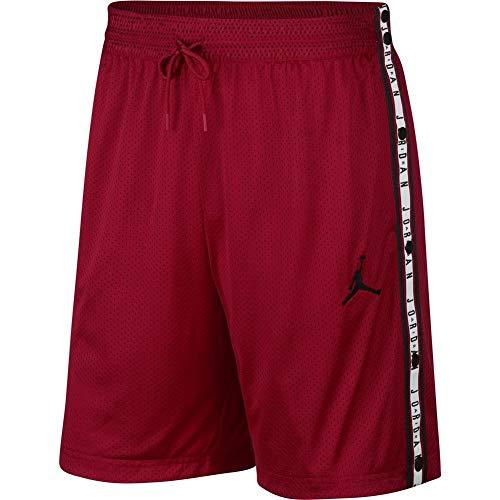 Nike Air Jordan Tear-Away Short - gym red/black, Größe:M