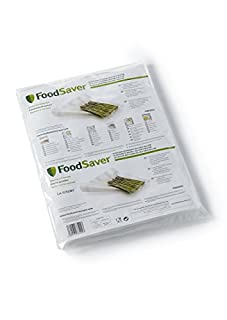Foodsaver 3201 Bolsa envasado al vacio, Color Blanco, grande (B004Z58CGU) | Amazon price tracker / tracking, Amazon price history charts, Amazon price watches, Amazon price drop alerts