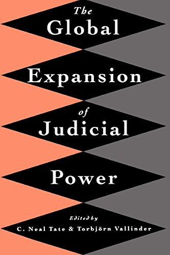 Compare Textbook Prices for The Global Expansion of Judicial Power Revised Edition ISBN 9780814782279 by Tate, C Neal,Vallinder, Torbjorn