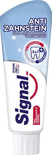 Signal Zahnpasta Anti-Zahnstein, 12er Pack (12 x 75 ml)