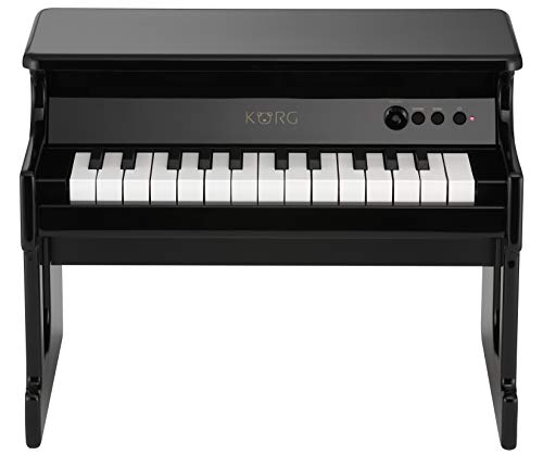 Korg TINYPIANO Piano 25 notes amplifié Noir