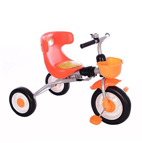 MASLEID kinderen driewielers licht vouwfiets voor 2-3-4 jaar oude kinderen