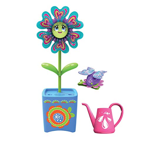 Magic Blooms Amazing Flowers & Magic Bugs Deluxe Pack – Blue
