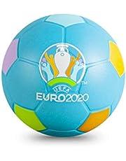 Euro 2020 Uniseks-młodzież piłka stresowa, wielokolorowy, jeden rozmiar
