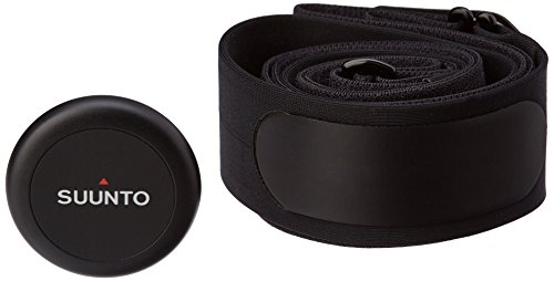 Suunto Smart Belt Heart Rate Sensor - Black,size M
