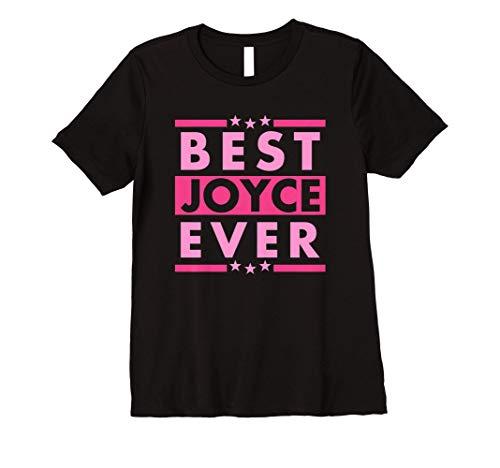Vintage Best JOYCE Ever, World's greatest JOYCE Premium T-Shirt