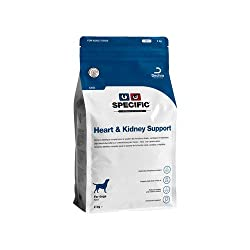For dogs with kidney, liver, and heart problems