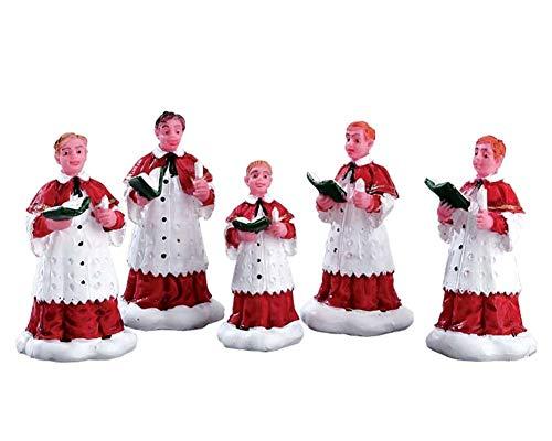 Lemax The Coro - Juego de 5 Figuras navideñas