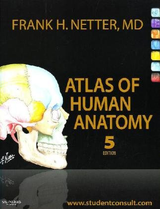 Compare Textbook Prices for Atlas of Human Anatomy: with Student Consult Access Netter Basic Science 5 Edition ISBN 9781416059516 by Netter MD, Frank H.