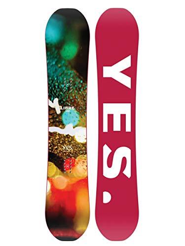 YES Libre tavola Snowboard Freestyle AI18