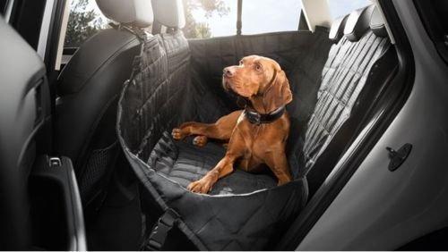 Audi Original Fondschutzdecke Hundeschutzdecke