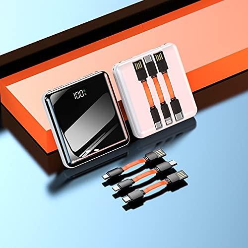 XIECUI Banco de energíaBanco de energía Solar de 30000 mah con Linterna Micro USB Carga rápida Batería Externa Banco de energía inalámbrico China Azul