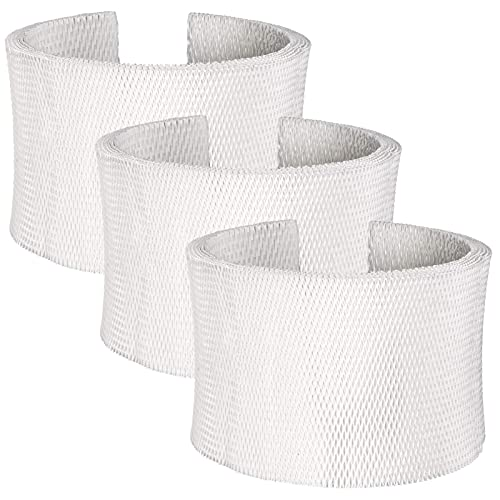 Future Way Humidifier Filters Replacement Compatible with Aircare & Emerson MAF1 14906 Air Humidifier, Humidifier Wicking Filters Set-3Pack