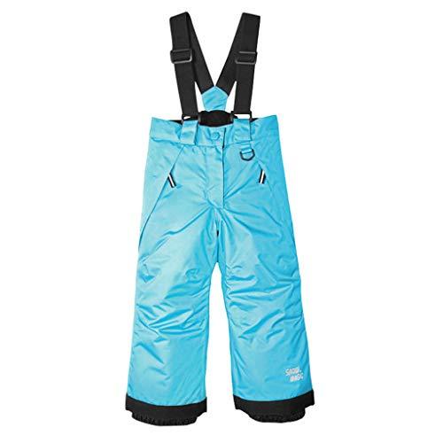 Bib Pants Skibroek voor kinderen, sneeuw, waterdicht, voor de wintersport