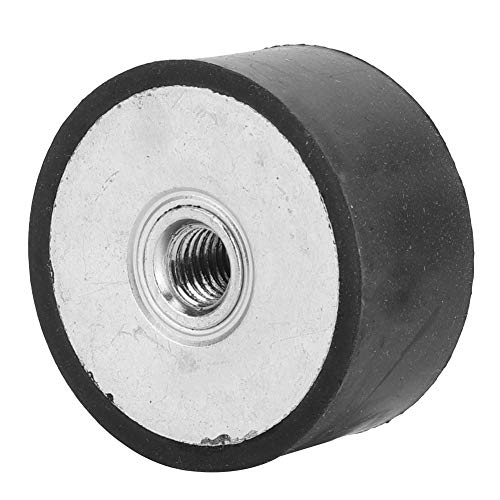 ZHWY Montaje De Goma De Hilo Hembra Anti Vibración Aislador De Bobina Amortiguador (de40 * 20 M8) 4pcs