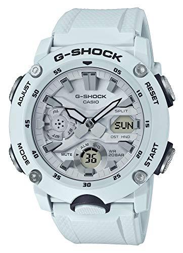 [カシオ] 腕時計 ジーショック カーボンコアガード構造 GA-2000S-7AJF メンズ