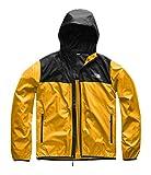 The North Face Cyclone 2 HDY, Giacca Impermeabile Uomo, Arancione (Citrine Yellow/TNF Black), XL