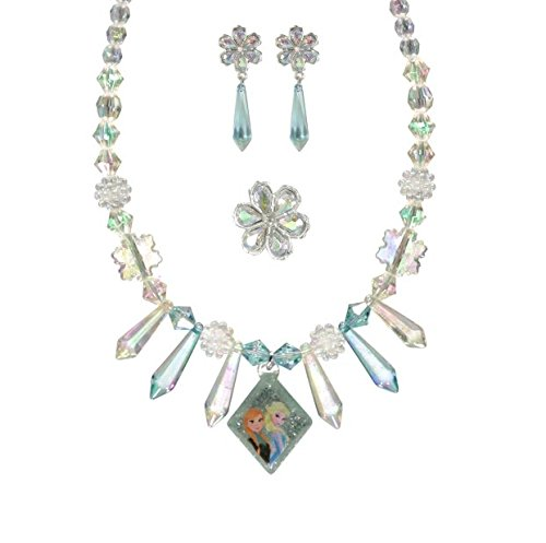 Disney frozen 3 piece jewellery set