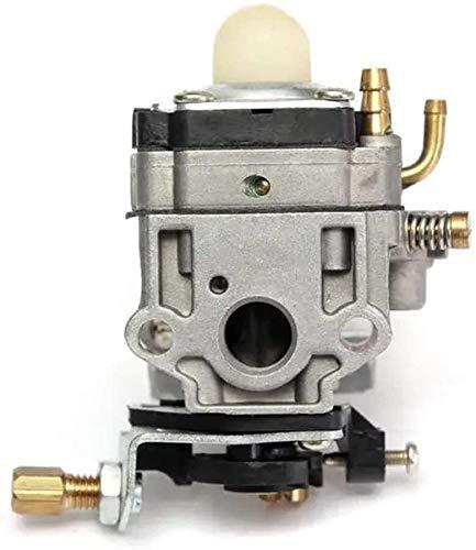 Multi-función Replace carburador pieza del motor 47cc 49cc for 43 de 50 cc de 2 tiempos Mini Pocket Bike Choppers vehículos todo terreno portátil Bombilla Carb Carburador Carburador Primer Carb Kit 10