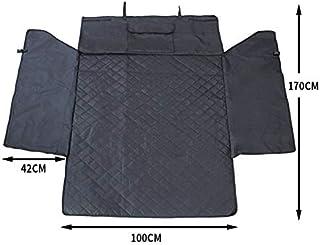 LUZAISHENG Car seat Cover Protection pad Nonslip Folding Waterproof Car Trunk Seat Cover Pet Cat Dog Cushion Mat, Size: 10...