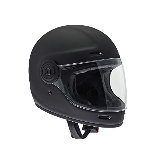 Casco integrale HP4.81 Nero opaco S