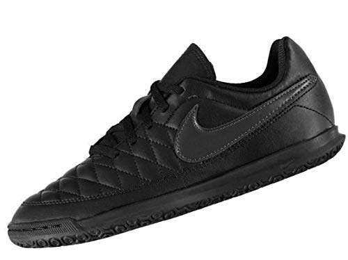 Nike Jr Majestry IC, Zapatillas de fútbol Sala Unisex Adulto, Multicolor (Black/Anthracite/Black 001), 37.5 EU