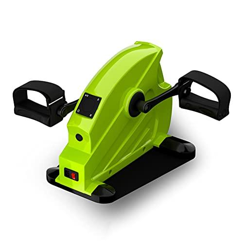 Cushion Pedal Eléctrico Motorizado Ejercitador Portátil Ejercicio Físico Ejercicio De Piernas Máquina De Pedaleo Equipo De Rehabilitación De Fitness Ajustable para Personas Mayores