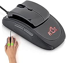 Carpal Tunnel Mouse Wrist Resting Ergonomics QuadraClicks RBT Doctors Recommended Reduce Numbness Tingling Fingers Support for Arthritic Hands #3D#CAD#Draft#Sculpt#Gaming