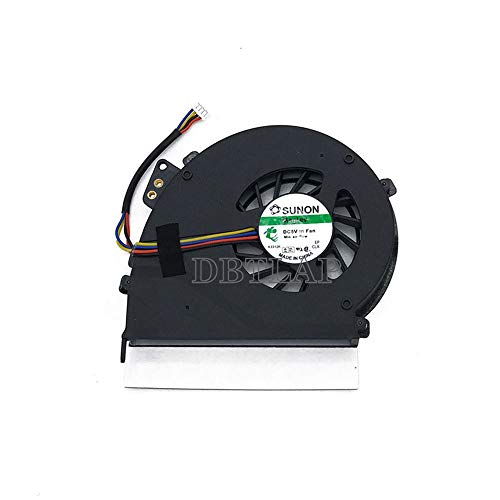 DBTLAP Ventilador de la CPU del Ordenador portátil Compatible para Acer Extensa...