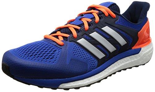 adidas Supernova St M, Zapatillas de Deporte para Hombre, Azul (Reauni/Plamet/Azul), 49 1/3 EU