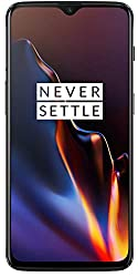 OnePlus 6T (Mirror Black, 6GB RAM, 128GB Storage)