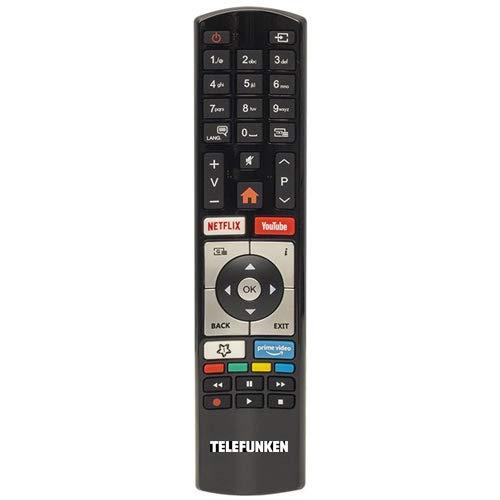 Telefunken SRC-4313 TE32269B40Q2D Original-Fernbedienung