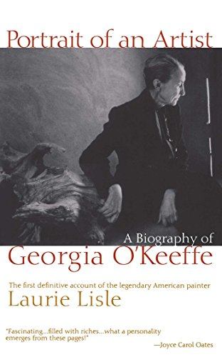 Portrait of an Artist: A Biography of Georgia O'Keeffe