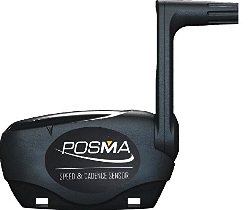 Posma BCB20 自転車用スピード/ケイデンス コンボセンサー、Bluetooth 4.0 およびANT+を通したiPhone、ア...