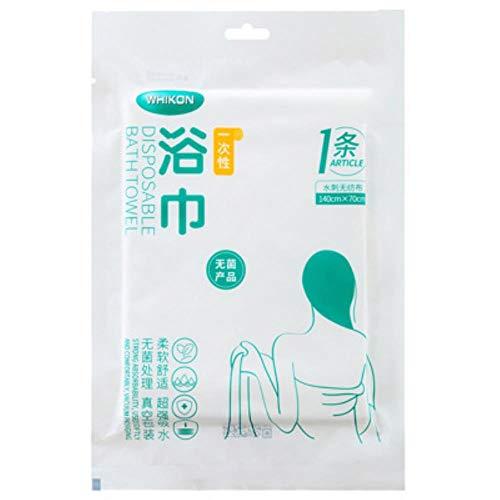 LASISZ Travel Disposable Bath Towel Thickening Disposable Towel Travel Quick-Drying Towel Travel Essential Bath Towels for Adults,Bath Towel