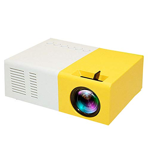 YG300 Proyector HD, ELEPHAS 1080P LCD Video proyector Full HD con...