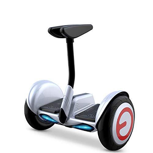 Elektrische Scooter twee wielen in evenwicht brengen met draadloze verbindingen Off-Road Electric Hoverboard met Hand Lever, kinder en volwassen