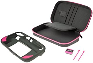Official Gamer Essentials Kit for Wii U - Pink