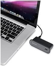 Belkin F4U016 4-Port Desktop USB Hub with Power Supply