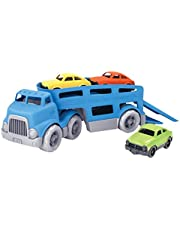 Deal on Green Toys Car Carrier Vehicle Set Toy, Blue