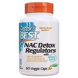Mystic Doctor's Best NAC Detox Regulators, 60 Veggie Caps