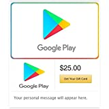 Google Play gift code - give the gift of games,...