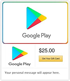 google play gift card for pokemon go