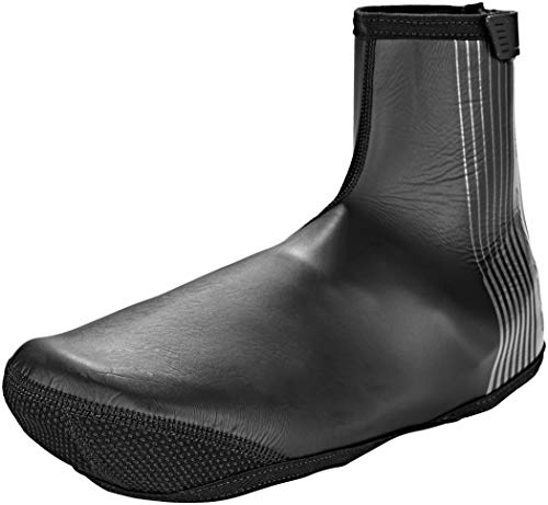 SHIMANO Textil Schuhüberzieher SH S2100D NEG T-2XL - Unisex Erwachsene, Schwarz - (NEG)