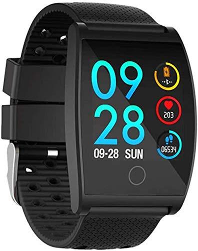 JSL Multi-función reloj inteligente de monitoreo continuo de la frecuencia cardíaca inteligente reloj dinámico inteligente bluetooth de alta definición color reloj inteligente D-C