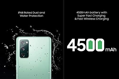 (Renewed) Samsung Galaxy S20 FE 5G (Cloud Mint, 8GB RAM, 128GB Storage)
